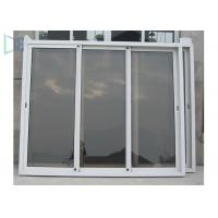 Buy cheap Residential Aluminium Sliding Windows And Doors / Double Glass Sliding Window product