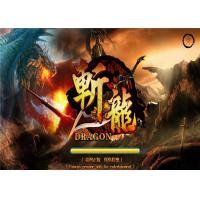 China Dragon Slayer Fish Killing Games Arcade Video Game Machines For Gambling on sale