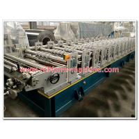 Buy cheap Aluminium Long Span Roofing Sheet Corrugation Machine with Automatic Hydraulic Cr12 Steel Cutter product
