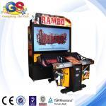 Cheap RAMBO shooting game machine arcade game machine wholesale