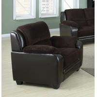 Comfortable & Relax Fabric in Borwn Chairs