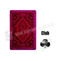 Paisley Kem Plastic Playing Cards For Perspective Glasses Gambling
