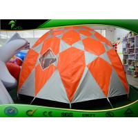 Buy cheap Waterproof Outdoor Camping Tent / Custom Winter Camping Tent For Outdoor Party product
