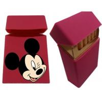 Buy cheap Hottest style silicon cigarette box inside 20 pcs cigarette for promotion gift product