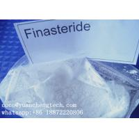 China Finasteride Male Steroid Hormone Finasteride For Treat Prostate Disease  98319-26-7 on sale