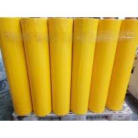 China Polymer Modified Asphalt Waterproof Flashing Tape For Sealing Of Pipes , Yellow Color on sale