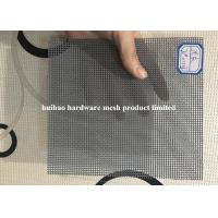 Buy cheap Weave Type Stainless Steel Wire Mesh , Security Window Screens product