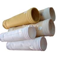 Buy cheap Good quality Waste Incinerator Plant Staple Fibre PPS Filter Bag For Air Dust Collector D 160 * L 6000 product