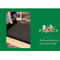 Black Raised Garden Bed Plastic Liner 3 Liners Are 10 High