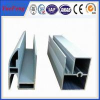 Buy cheap Aluminium extrusions profiles factory, Industrial triangle extruded aluminum profile from wholesalers