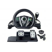 China All In One Video Game Steering Wheel For PC X-INPUT/P3/XBOX 360/XBOX ONE/P4 on sale