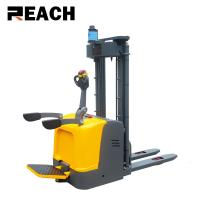 Buy cheap AGV Intelligent Driverless Warehouse Forklift Trucks Laser Guided 1.5 Ton 2 Ton Pallet Truck product