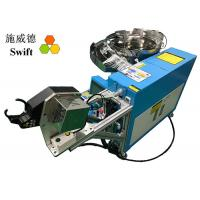 Quality Foot Pedal Control Automatic Cable Tie Tool Applicator With A Fixed Cable tie for sale