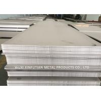 China ATMS 304 Stainless Steel Sheets Sand Blasted Finish With Mill Test Films Cover on sale
