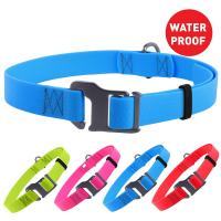 """Buy cheap Colorful Water Resistant Dog Collars Stylish Skin Friendly Neck Girth 14"""" - 26"""" product"""
