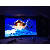 Buy cheap RGB Kinglight SMD2727 Led Outdoor Advertising Screens P5 32*32 Dots Resolution product