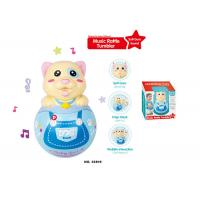 Buy cheap Music Rattle Mobile Tumbler Newborn Baby Toys W / Light Sound Age 18M + product