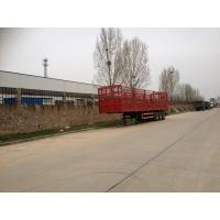 Buy cheap Fence Cargo Trailer Light Self - Weight Cargo Semi Trailer Truck Used In Logistic Industry product
