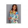 Buy cheap Crystal Rock Lady Hoodies Sweater Zipper Jacket from wholesalers