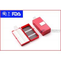 Buy cheap Red 20CT FM BLK MAG Sharps Container Disposal Medical Grade product