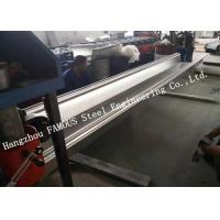 China Galvanized Steel Composite Floor Deck Machine For Building And Construction on sale