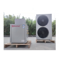 Buy cheap Meeting -35 degree evi air to water heat pump inverter split for floor heating product