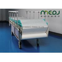 Clinic Couch Disposable Paper Bed Roll Wood Pulp Drape Roll Customized Size