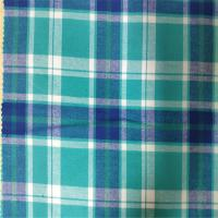 Buy cheap 100% Cotton Flannel Yarn Dyed Fabric Skin Friendly For Girls And Women Dress product