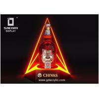 Buy cheap Acrylic Bottle Display Excellent Light Sensation Characteristic For Bar Club Party from wholesalers