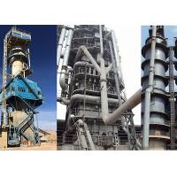 China Good Price Cement Turnkey Project Vertical Shaft Cement Kiln Plant on sale