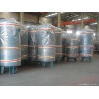 Buy cheap Portable air compressor tank for LNG cryogenic transport  , capacity 300L~ 8000L product
