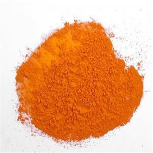 Buy cheap Unpolluted 4424-06-0 Pigments And Dyes Textile Pigment Orange 43 Vat Orange 7 GR product