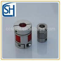 Buy cheap China Manufacture,Made By Hand,Aluminium Motor Shaft Flexible Couplings from wholesalers