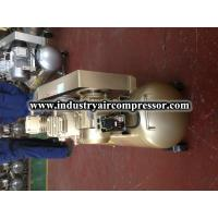 Electrical  Industrial Air Compressor For Pneumatic Tools With Air Tank 185L