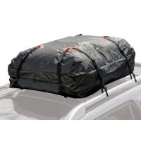 Buy cheap Black rooftop Cargo Storage Bag For Car Roof product