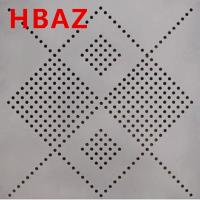 Buy cheap Perforated Metal Mesh/ Round Hole Metal Mesh used for Wall decoration from wholesalers