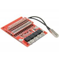 China Battery Management System (BMS) for 19.2V 6 cells in series LiFePO4 Battery Packs on sale