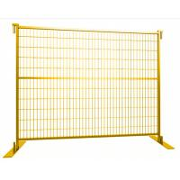 Buy cheap Temporary Swimming Pool Fence , Building Site Security Fence Weather Resistant product