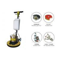 Buy cheap Durable Motor Carpet And Hard Floor Cleaning Machines , 150 RPM / 300 RPM Dual Speed from wholesalers