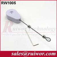Buy cheap Long Retractable Anti Theft Security Cable Market For Interactive Experience from wholesalers