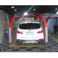 Buy cheap Fully Automated Rollover Touchless Car Washing Machine, Brushless Car Wash Equipments product