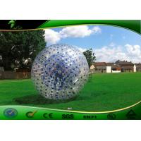 Buy cheap Outdoor Human Sized Inflatable Body Bumper Ball Soccer Dia 1.2m/1.5m/1.7m/2m product