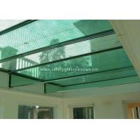 Buy cheap 12mm Tempered Laminated Glass Panels Fire Proof Guard Against Theft product