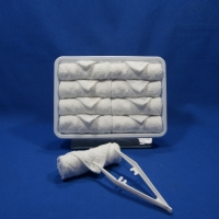 Buy cheap Square Disposable Airline Towel Checker product