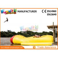 Buy cheap 0.9mm PVC Tarpaulin Colorful Inflatable Water Toys ,  Inflatable Water Blob For Jumping from wholesalers