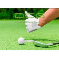 China Beautiful Tennis Artificial Grass , Synthetic Grass Carpet High Fire Resistance on sale