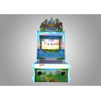 Buy cheap Interactive Ball Shooting Arcade Games Machines With High Resolution Screen from wholesalers
