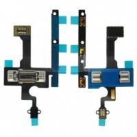 Buy cheap iPhone 5S Power On/Off Volume Button Flex Cable Vibrator Motor Spare Parts product