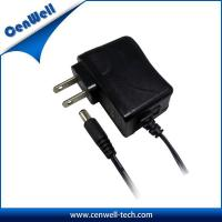 Buy cheap wall mount Cenwell us plug ac dc 5.5v 1A ac adapter product