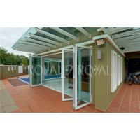 Buy cheap Large Customized Aluminum Sliding Windows With Anti - Theft Performance from wholesalers